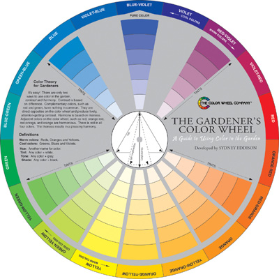 Color wheel kinsman