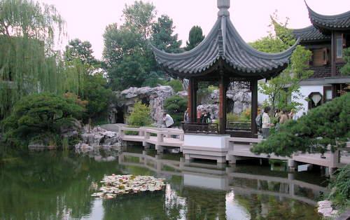 Chinese Garden Portland GardenDesignOnline
