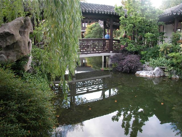 Chinese Garden - Portland (Gardendesignonline)