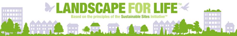 Logo landscape for life