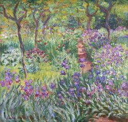 W.1622_ArtistGarden_YUAG Monet NYBG