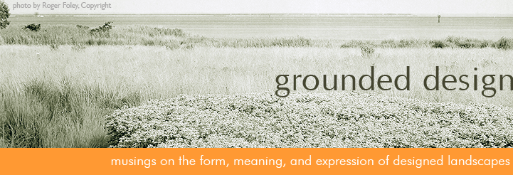 Banner-grounded design
