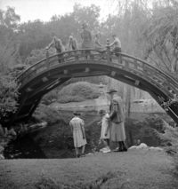 Japanese Garden 1930s Huntgtn
