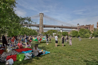 Brooklyn Bridge Park - Van Valkenburgh