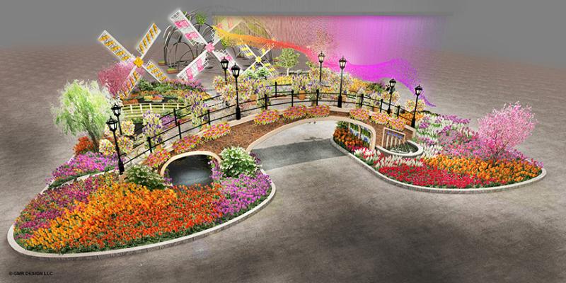 PHS2017 Entrance Garden CREDIT © GMR Design LLC-view1