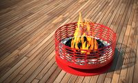 Solfire Firepit - Boxhill