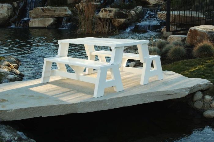 Convert a bench 1