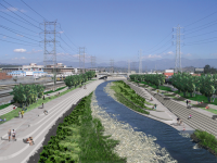 2007 LARRMP_Upstream at 1st Street_Potential_CITY OF LOS ANGELES