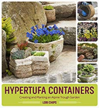 Hypertufa Containers